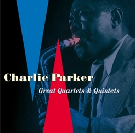 GREAT QUARTET & QUINTETS Audio CD, CHARLIE PARKER, CD