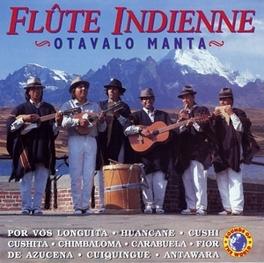 FLUTE INDIENNE Audio CD, OTAVALO MANTA, CD