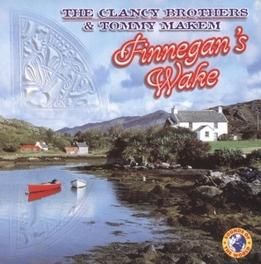 FINNEGAN'S WAKE Audio CD, CLANCY BROTHERS, CD