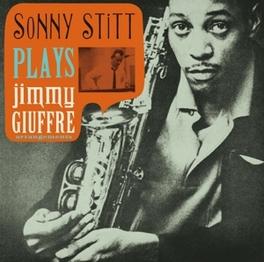 PLAYS JIMMY GIUFFRE.. .. ARRANGEMENTS Audio CD, SONNY STITT, CD