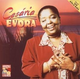 CESARIA Audio CD, CESARIA EVORA, CD