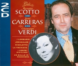 SING VERDI REC.IN NEW YORK 1972/TOKYO 1973/MILAN 1970 1975 Audio CD, SCOTTO, R/CARRERAS, J, CD