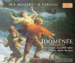 IDOMENEE/LA FLUTE ENCHANT ORCHESTRE ET CHOEURS RADIO-LYRIQUE Audio CD, STRAUSS/MOZART, CD