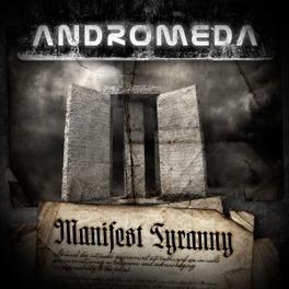 MANIFEST TYRANNY PROGRESSIVE METAL ANDROMEDA, CD