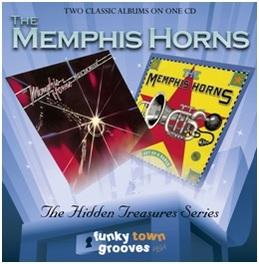 HIGH ON MUSIC/GET UP &.. .. DANCE MEMPHIS HORNS, CD