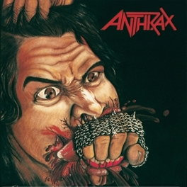 FISTFUL OF METAL ANTHRAX, CD