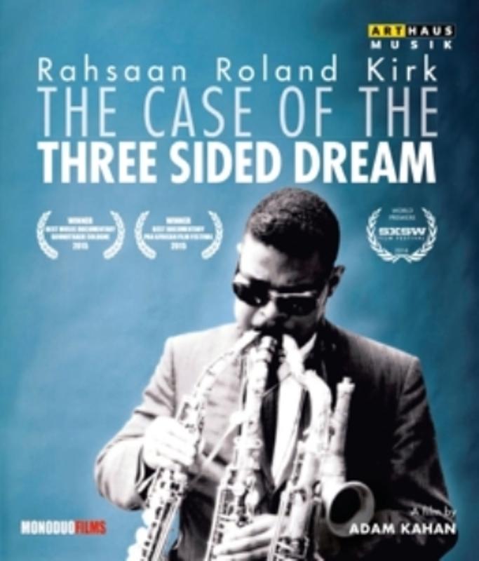 Rahsaan Roland Kirk - The Case Of The Three Sided Dream,B, (Blu-Ray) BLURAY