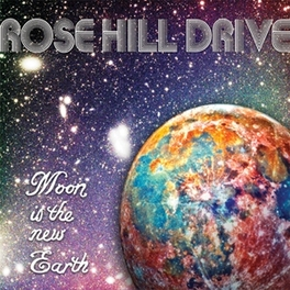 MOON IS THE NEW EARTH 180 GR VINYL ROSE HILL DRIVE, LP