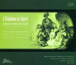 L'ITALIANA IN ALGERI W/MOSCOW PO/STOLAROV Audio CD, G. ROSSINI, CD