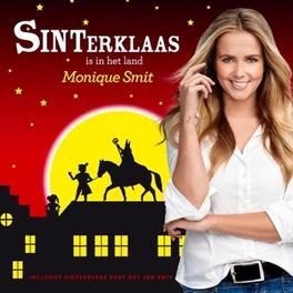 SINTERKLAAS IS IN HET.. .. LAND. MONIQUE SMIT, CD