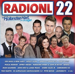RADIO NL 22. V/A, CD