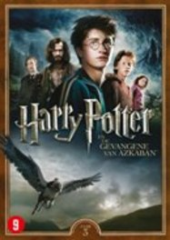 Harry Potter 3 - De gevangene van Azkaban, (DVD). DVDNL