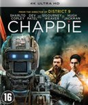 Chappie, (Blu-Ray 4K Ultra HD)