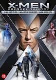X-men 4-6, (DVD)