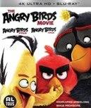 Angry birds, (Blu-Ray 4K...