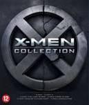 X-men 1-6, (Blu-Ray)
