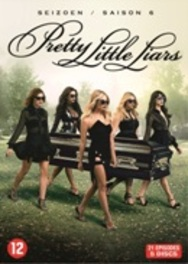 Pretty little liars - Seizoen 6, (DVD) BILINGUAL //CAST: TROIAN BELLISARIO, ASHLEY BENSON Shepard, Sara, DVD