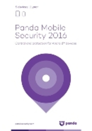 Panda mobile security 2017 (5 users), (PC DVD-ROM). PC DVD-ROM