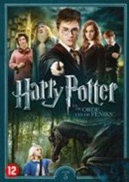 Harry Potter 5 - De orde van de Feniks, (DVD). DVDNL