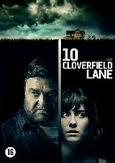 10 Cloverfield lane, (DVD)