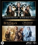 The huntsman 1 & 2, (Blu-Ray)