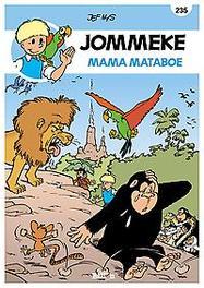 JOMMEKE 235. MAMA MATABOE JOMMEKE, Nys, Jef, Paperback