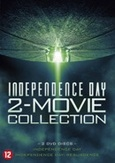 Independence day 1 & 2, (DVD)