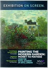 PAINTING THE MODERN GARDE MONET TO MATISSE. DOCUMENTARY, DVD