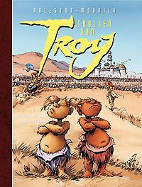 TROLLEN VAN TROY 06. DE BEPROEVING VAN TETRAM TROLLEN VAN TROY, Christophe Arleston, Hardcover