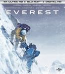 Everest, (Blu-Ray 4K Ultra HD)