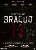 Braquo - Seizoen 1-3, (DVD)