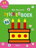 Stickerboek (taart)
