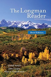 The Longman Reader, Brief Edition Judith Nadell, Paperback