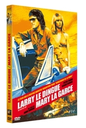 LARRY LE DINGUE, MARY.. .. LA GARCE - FRENCH VERSION - CAST: PETER FONDA. MOVIE, DVD