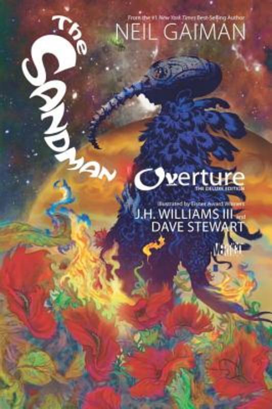 The Sandman Overture, Neil, Gaiman, Paperback