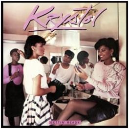 GETTING' READY -REISSUE- EXPANDED EDITION W/4 BONUS TRACKS KRYSTOL, CD