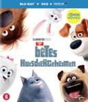 Secret life of pets, (Blu-Ray)