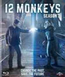 12 Monkeys Seizoen 2 Aaron Stanford Blu-Ray (2015)