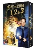 Night at the museum 1-3, (DVD)