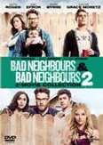 Bad neighbours 1 & 2 , (DVD)
