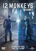 12 monkeys - Seizoen 2, (DVD)