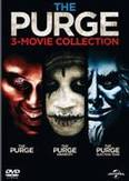 Purge 1-3 , (DVD)