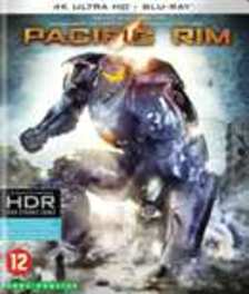 Pacific rim, (Blu-Ray 4K Ultra HD) BILINGUAL //CAST: IDRIS ELBA, CHARLIE HUNNAM Blu-Ray