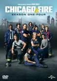Chicago fire - Seizoen 1-4...