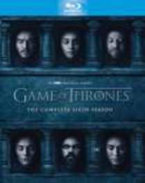 Game of thrones - Seizoen 6, (Blu-Ray). BLURAY
