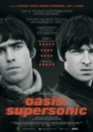 Oasis - Supersonic, (DVD) DOCUMENTARY ABOUT THE CAREER OF BRITPOP BAND OASIS. DVDNL