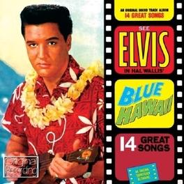 BLUE HAWAII ELVIS PRESLEY, CD