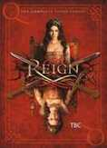 Reign - Seizoen 3, (DVD) BILINGUAL //CAST: MEGAN FOLLOWS, ADELAIDE KANE