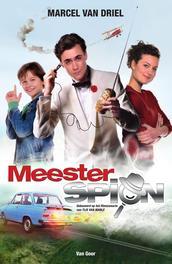 Meesterspion Driel, Marcel van, Ebook