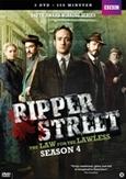 Ripper street - Seizoen 4,...